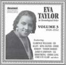 EVA TAYLOR Complete Recorded Works 3 album cover