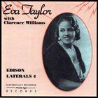 EVA TAYLOR Edison Laterals 4 album cover