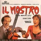 EVAN LURIE Il Mostro (The Monster) album cover