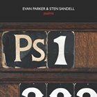 EVAN PARKER Psalms (with Sten Sandell) album cover