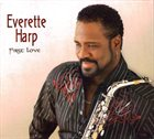 EVERETTE HARP First Love album cover