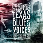 FABRIZIO POGGI Texas Blues Voices album cover