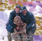 FAMOUDOU DON MOYE Famoudou Don Moye & Hartmut Geerken : Duo Infernal album cover