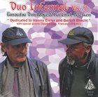 FAMOUDOU DON MOYE Famoudou Don Moye & Hartmut Geerken : Duo Infernal Volume 2 album cover