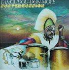 FAMOUDOU DON MOYE Sun Percussion Volume One album cover