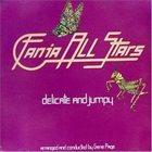 FANIA ALL-STARS Delicate & Jumpy album cover