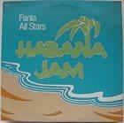 FANIA ALL-STARS Habana Jam album cover