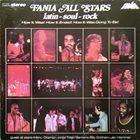 FANIA ALL-STARS Latin-Soul-Rock album cover