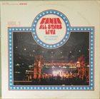FANIA ALL-STARS Live at Yankee Stadium, Vol. 1 (aka Salsa Live!) album cover