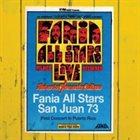 FANIA ALL-STARS San Juan 73 album cover