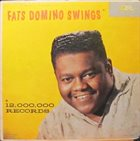 FATS DOMINO Fats Domino Swings album cover