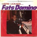 FATS DOMINO Here Comes Fats Domino album cover