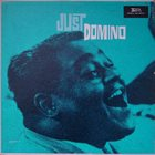 FATS DOMINO Just Domino album cover