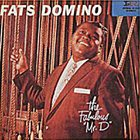FATS DOMINO The Fabulous Mr. D album cover