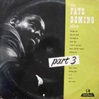 FATS DOMINO The Fats Domino Story Part 3 album cover