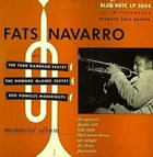 FATS NAVARRO Memorial Album album cover