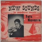 FATS NAVARRO New Sounds In Modern Music - Volume 1 album cover
