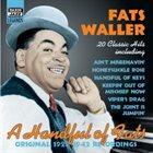 FATS WALLER A Handfull of Fats album cover