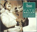 FATS WALLER Best of the War Years (V-disc) album cover