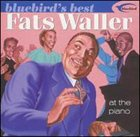 FATS WALLER Fats Waller at the Piano album cover