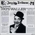 FATS WALLER Indispensable, Volume  10 album cover