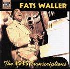 FATS WALLER The 1935 Transcriptions album cover