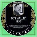 FATS WALLER The Chronological Classics: Fats Waller 1935 album cover