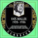FATS WALLER The Chronological Classics: Fats Waller 1935-1936 album cover