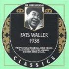 FATS WALLER The Chronological Classics: Fats Waller 1938 album cover