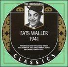 FATS WALLER The Chronological Classics: Fats Waller 1941 album cover