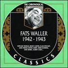 FATS WALLER The Chronological Classics: Fats Waller 1942-1943 album cover