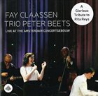 FAY CLAASSEN Fay Claassen, Peter Beets ‎: Live at the Contcertgebouw album cover