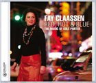 FAY CLAASSEN Red, Hot & Blue album cover