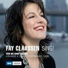 FAY CLAASSEN Sing! album cover