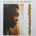 FELA KUTI Afrodisiac album cover