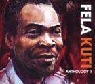 FELA KUTI Anthology 1 album cover