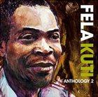 FELA KUTI Anthology 2 album cover