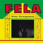 FELA KUTI Army Arrangement album cover