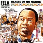 FELA KUTI Beasts of No Nation album cover