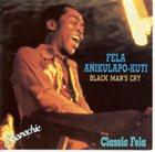 FELA KUTI Black Man's Cry album cover