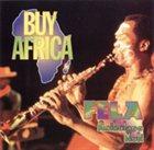 FELA KUTI Buy Africa album cover