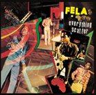 FELA KUTI Everything Scatter album cover