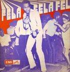 FELA KUTI Fela Fela Fela album cover