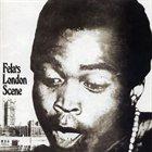 FELA KUTI Fela's London Scene album cover