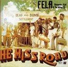FELA KUTI He Miss Road album cover