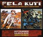 FELA KUTI Ikoyi Blindness / Kalakuta Show album cover