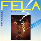 FELA KUTI Live in Amsterdam album cover