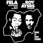 FELA KUTI Music Of Many Colours (with Roy Ayers) album cover