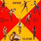 FELA KUTI Open & Close Album Cover
