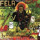 FELA KUTI Original Suffer Head / I.T.T. album cover